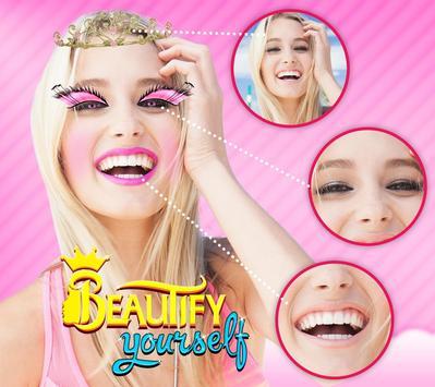 Beautify Yourself - Make Up Editor screenshot 7