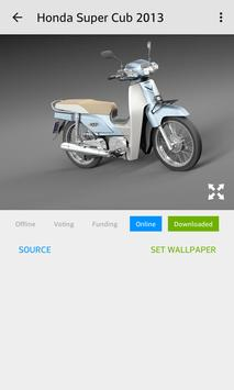 360° Small Motorcycles apk screenshot