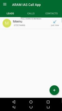 ARAM IAS Call Log screenshot 3