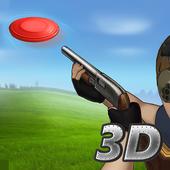 Skeet Shooting 3D: Clay Hunt icon