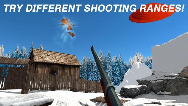 Skeet Shooting 3D: Clay Hunt screenshot 1