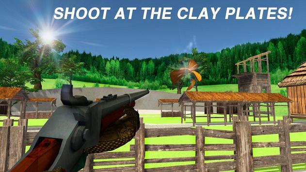 Skeet Shooting 3D: Clay Hunt screenshot 8