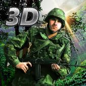 Jungle Commando 3D: Shooter icon