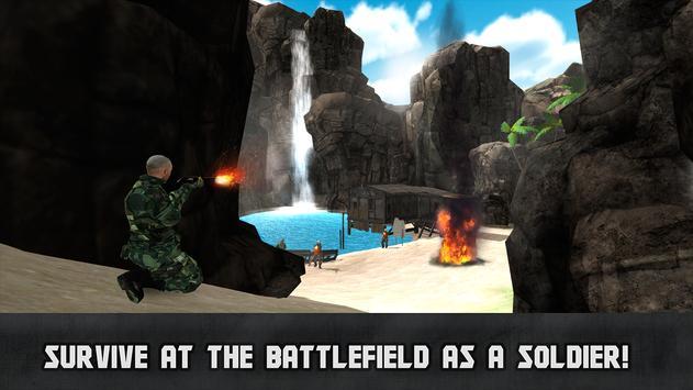 Jungle Commando 3D: Shooter 2 screenshot 9