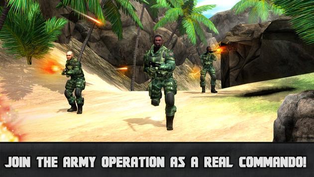 Jungle Commando 3D: Shooter 2 screenshot 7