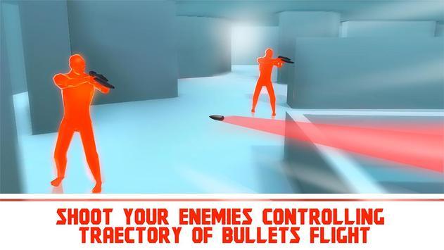Superhot Shooter 3D apk screenshot
