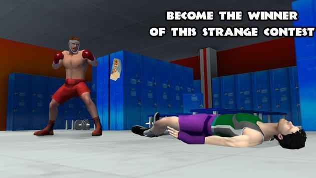 Athlete Mix Fight 3D screenshot 3