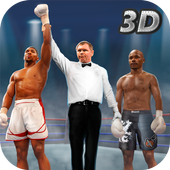Thai Box Fighting Tiger 3D icon