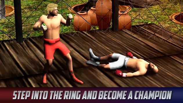 Thai Box Fighting Tiger 3D screenshot 5