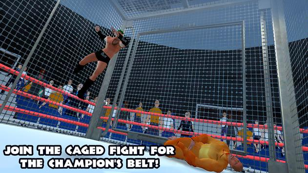 Wrestling Fighting Revolution screenshot 8