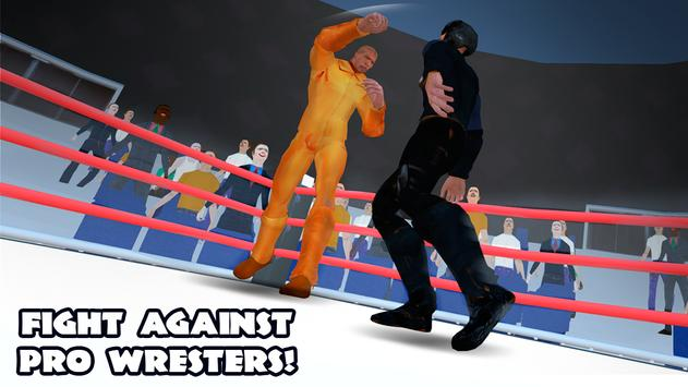 Wrestling Fighting Revolution screenshot 9