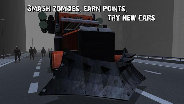 Zombie Death Car Racing 3D apk screenshot