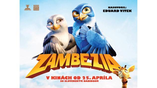 Zambezia Slovak poster
