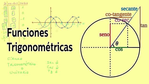 Trigonometría apk screenshot