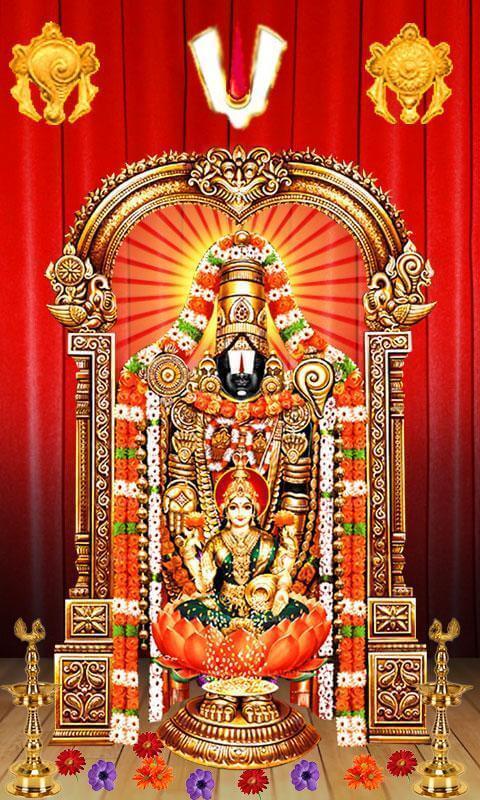 Sri Balaji Wallpapers Hd Pour Android Téléchargez Lapk
