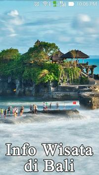 Info Wisata di Bali poster
