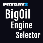 BigOil Engine Selector icon