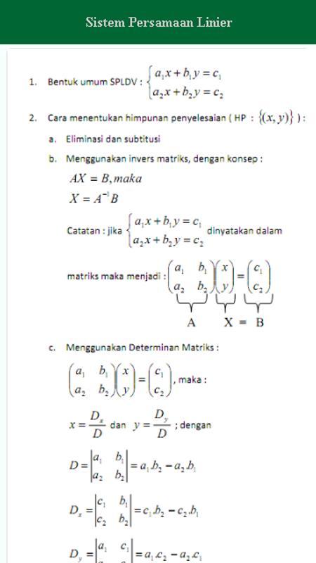 Trik Cerdas Matematika Sma Apk Baixar Gr 225 Tis Educa 231 227 O Aplicativo Para Android Apkpure Com
