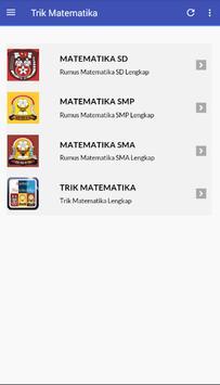 Trik Matematika SD-SMP-SMA screenshot 1