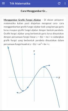 Trik Matematika SD-SMP-SMA screenshot 3