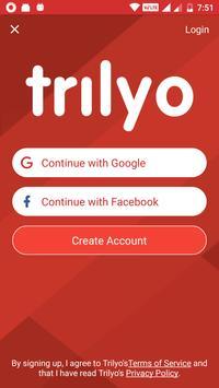 Trilyo Feedback poster