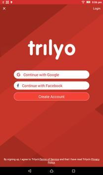 Trilyo Feedback apk screenshot