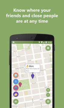 GPS Location Tracker poster