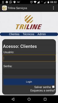 Triline Serviços apk screenshot