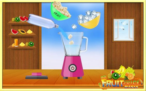 Icy Fruit Juice Maker apk screenshot