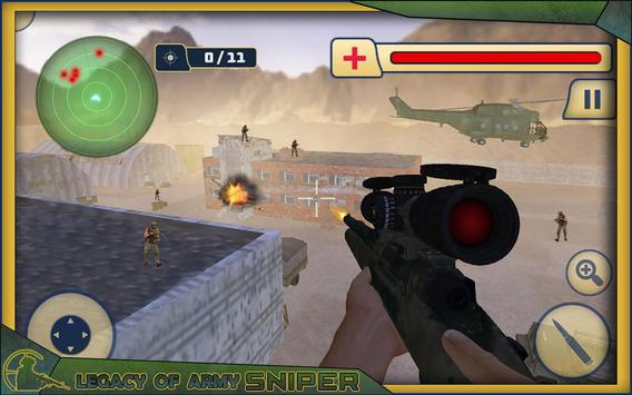 Legacy of Army Sniper screenshot 16