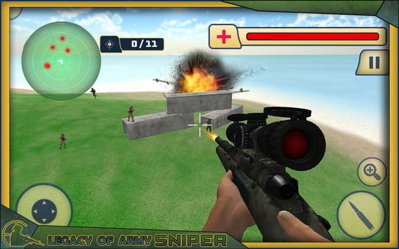 Legacy of Army Sniper screenshot 11
