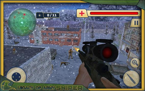 Legacy of Army Sniper screenshot 6