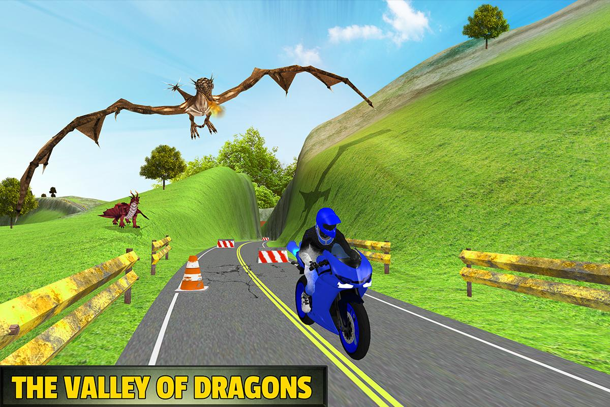 Bike Racing Dragon Adventure For Android Apk Download
