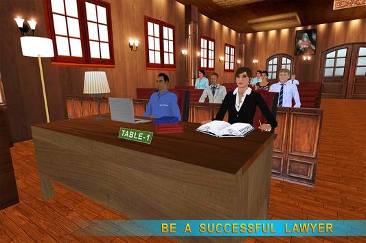 Virtual Lawyer Mom Family Adventure screenshot 9