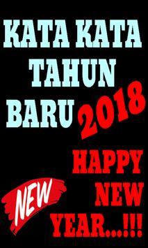 Kata Kata Tahun Baru #2018 poster