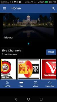 Tripura Live screenshot 2