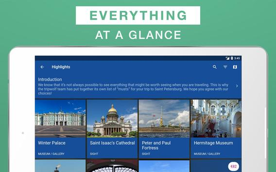 Saint Petersburg Travel Guide apk screenshot