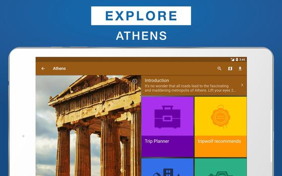 Athens screenshot 4