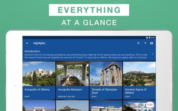 Athens Travel Guide apk screenshot