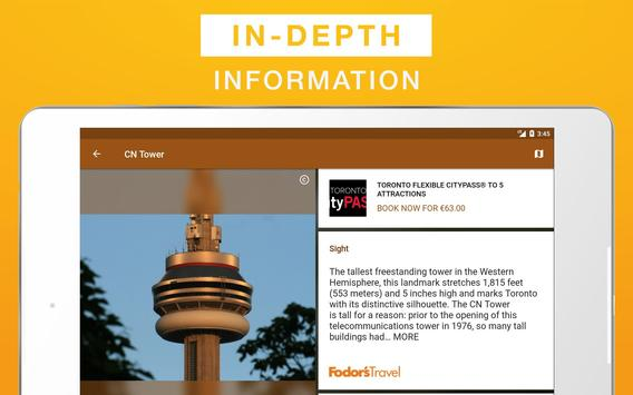 Toronto Travel Guide apk screenshot