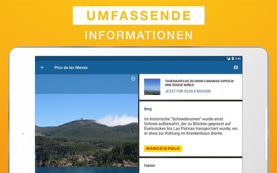 Gran Canaria Reiseführer apk screenshot