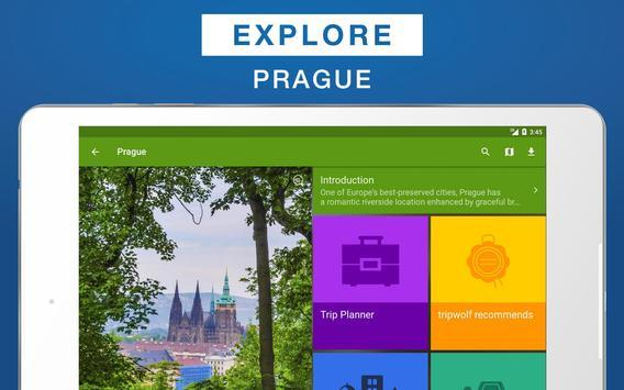 Prague City Guide apk screenshot