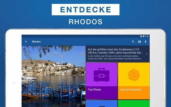 Rhodos screenshot 4