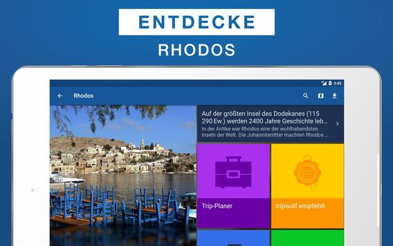 Rhodos screenshot 8