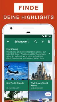 Orlando Reiseführer apk screenshot