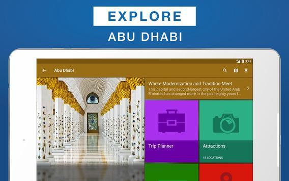 Abu Dhabi screenshot 4