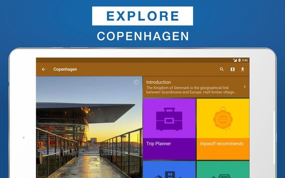 Copenhagen Travel Guide apk screenshot