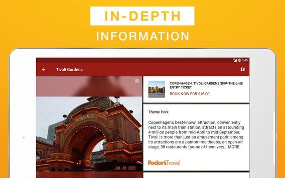 Copenhagen Travel Guide apk screenshot