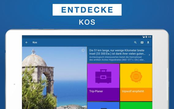 Kos screenshot 4