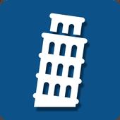 Pisa Travel Guide icon